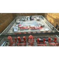 地埋水箱价格 抗浮地埋水箱优点