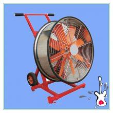 供应小型东进水驱动移动式消防排烟机 YYS0.8/5.3-7.5