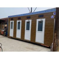 献县吊装式移动环保厕所旅游景区移动厕所厂家