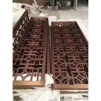 防火、防晒、防腐蚀木纹铝窗花供应商