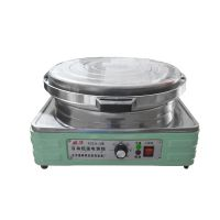 商用厨房炊事设备山西台式25型自动控温电饼铛