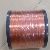 厂家直销铜丝 T1紫铜丝 无氧铜丝 黄铜丝 国标纸包线