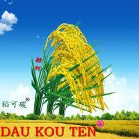 稻可碳 DAU KOU TEN、稻壳碳丝、稻可碳纤维、涤纶DTY75D/72F