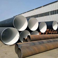 徐州管道用螺纹钢管 排污用螺旋焊管
