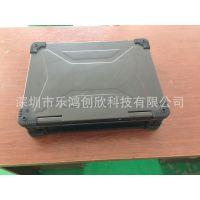 17寸工业便携机上翻式军工笔记本便携机机箱定制