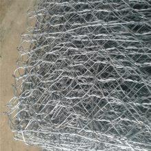 河道格宾网 铅丝石笼规格 镀锌覆塑格宾笼