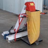颗粒状干粮食装袋机 瑞诚自动收粮装袋机立式输送 高效风机装置