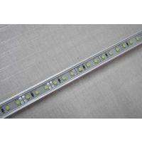 凯迪拉2835led硬灯条 72灯 12v低压 铝槽防水 厂家直销