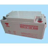 汤浅蓄电池NP65-12铅酸免维护12v65AH汤浅电池图片/详细数据