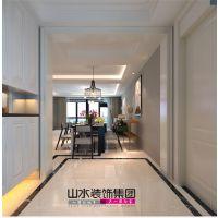 【山水装饰集团】合肥云谷112平米三居室研发方案设计分享
