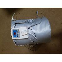 定做自控温电伴热保温套 电伴热可拆卸柔性保温套 全国发货