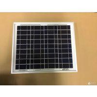 厂家直销全网最低多晶50W太阳能电池板