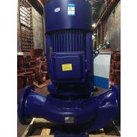 不锈钢耐腐蚀管道泵ISG50-200A管道泵机械密封ISG50-200B