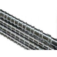巢湖橡胶不锈钢螺杆 Ф90mm橡胶不锈钢螺杆代理