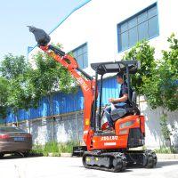 陕西商洛矿业施工微型挖掘机 加强型履带挖掘机 小挖机多少钱