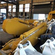 内蒙古岩石臂厂家 现代日立400挖机岩石臂 勾机一体式鹰嘴臂