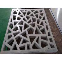 宣城雕花铝单板与木纹铝单板安装效果