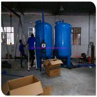 广旗 民权县热销10t/h碳钢活性炭过滤器 降低饮料厂用水浊度色度 净化水质