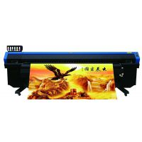 郑州普捷户外3.2米写真机 大幅面广告写真机 无缝壁画打印机 高清广告打印机