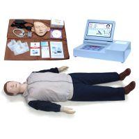 心肺复苏模拟人 cpr急救训练橡皮人 医学假人 医学模具 人体模型