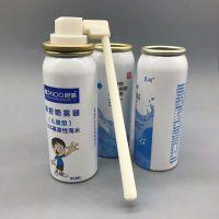 无锡圣马电化铝罐圆型瓶喷气雾罐包装适合医药日化保健等行业可定制