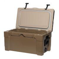 加工定制食品保温箱、冷藏箱、生鲜冷藏箱、军用箱、干冰储藏箱 滚塑模具