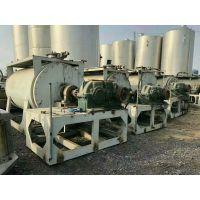 江苏二手4000升不锈钢真空耙式干燥机,二手医药化工设备