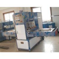 四川PET纸卡泡壳包装高频焊接机价格 骏精赛吸卡泡壳包装热合机厂家