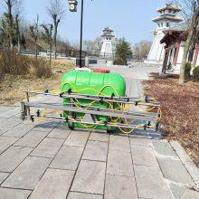 大厂生产水稻杀虫喷雾器拖拉机后置弥雾机农用车载打药机
