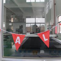 串旗 彩色 三角形 矩形 定制各国旗帜 双面PVC 上海统杰