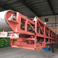 青岛 皮带输送机滚筒结构 大倾角皮带运输机型号 X2