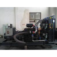 800KW柴油发电机组,660V电压输出,上柴股份SC33W1150D2,功率足,性能稳