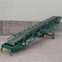 工厂z型皮带输送机 兴亚加厚带式输送机款式
