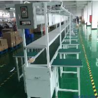 河南天伟鑫按需定制电子厂流水线 工业生产输送线 PVC皮带流水线
