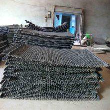 不锈钢轧花网 裹边轧花网 煤矿编织网