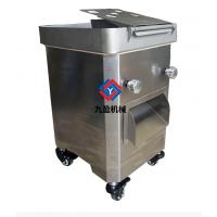 新款不锈钢切肉丝肉片机 快餐连锁切肉机