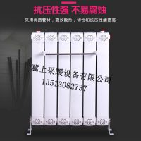 铜铝复合换热器 铜铝复合换热器批发价格 铜管热水交换器-冀上