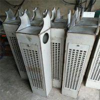 耀恒 河堤栏杆厂家定制 河道景观护栏 锌钢喷塑景观护栏