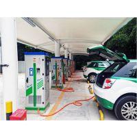 新能源汽车充电桩在智能停车场的应用