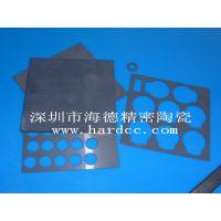 激光切割氮化硅陶瓷片 氮化硅工业陶瓷 深圳海德厂