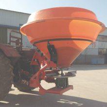厂家直销三点悬挂撒肥机农用播种施肥器大田化肥抛撒机