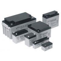 南充胶体蓄电池供应商12V50AH黑壳体CSB蓄电池
