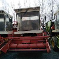 新款全自动秸秆粉碎青储机 玉米饲料青贮收割机