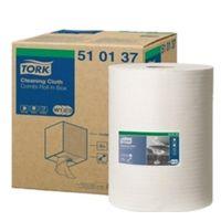 510137 多康 TORK特级多用途擦拭布(510白色大卷式)