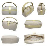 深圳手袋厂专业定制化妆包、免费设计LOGO、免费送样