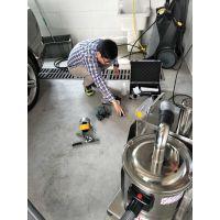 打磨车间用吸尘器吸打磨粉尘用威德尔固定式工业吸尘设备WX-2230FB