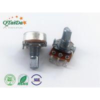 深圳厂家R148N单联电位器焊线式电阻器调光调速调音响