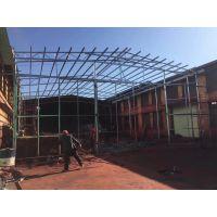 广州搭铁棚专业承接厂房搭建以及阁楼搭建工程