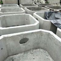曲阜中达供应邹城2-100m2立方预制钢筋组合式化粪池