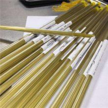 无缝黄铜管H68耐腐蚀黄铜管材